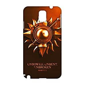 Cool-benz game thrones (3D)Phone Case for Samsung Galaxy note3