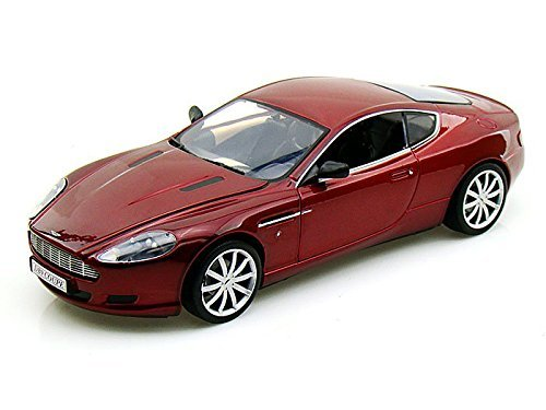 Coupe Db9 Aston Martin (Aston Martin DB9 Coupe 1/18 Red Welly Diecast Model Cars parallel _ line _ imports _ input _ goods)