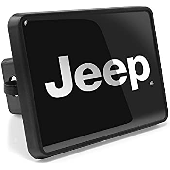 Jeep ABS Plastic 2 Plug Tow Hitch Cover