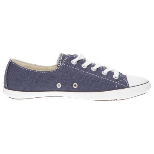 Converse Chuck Taylor All Star Light OX 513 - Zapatillas de lona para mujer Azul