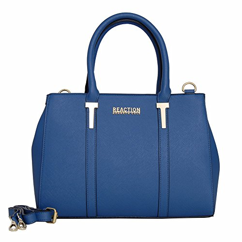 Blue Satchel Handbags - 4