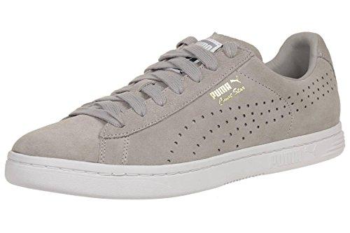 Puma - Court star sd - zapatillas - coral cloud/white/gold Grau