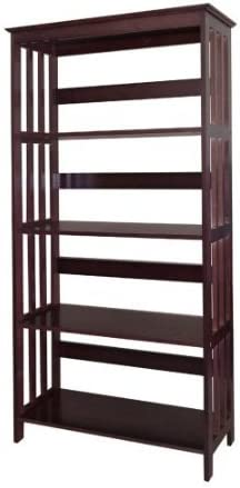Deal of the week: 4-tier Bookcase Modern Bookcase