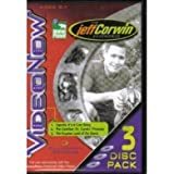 ": Videonow ""The Jeff Corwin Experience"" 3 Full-length Episodes"