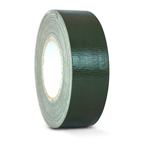 WOD CDT-36 Advanced Strength Industrial Grade Olive Drab Duct Tape, Waterproof, UV Resistant For Crafts & Home Improvement (Available in Multiple Sizes & Colors): 2.5 in. x 60 yds. (Pack of 1) - Olive Drab Duct Tape