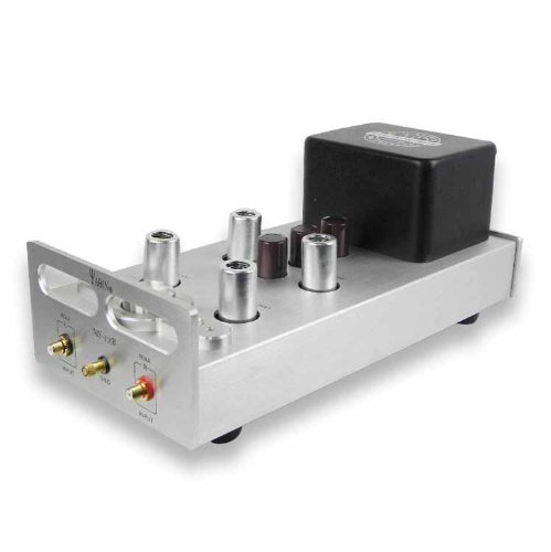 YAQIN MS12B 12AX7 X2 TUBE PreAmplifier Integrated Amplifier and Phono Stage