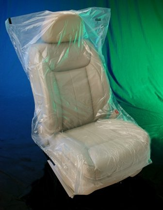 Slip-N-Grip Fg-P9943-15 Value Seat Cover - 500 Roll ()