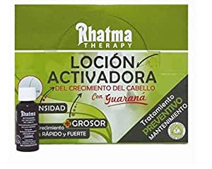 Activador Capilar Loción Estimula Crecimiento 30 ml de Rhatma