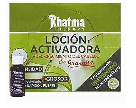 Activador Capilar Loción Estimula Crecimiento 30 ml de Rhatma: Amazon.es: Salud y cuidado personal