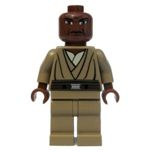 Lego STAR WARS Jedi Master Mace Windu Minifigure