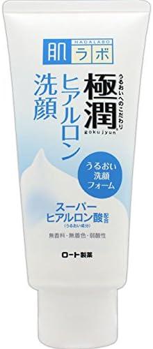 ヒアルロン酸 洗顔