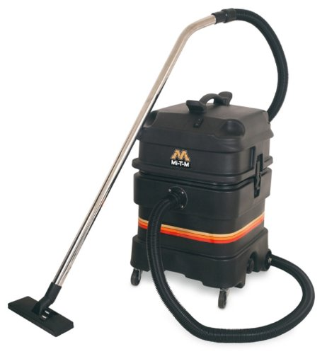 Mi-T-M MV-1800-0MEV Wet/Dry Vaccum, 120V Two Stage Bypass, 1.6 HP, 111