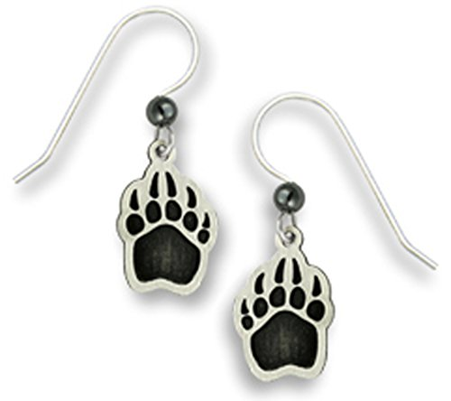 - Black Bear Paw / Claw Drop Earrings Made in the USA by Sienna Sky 1421