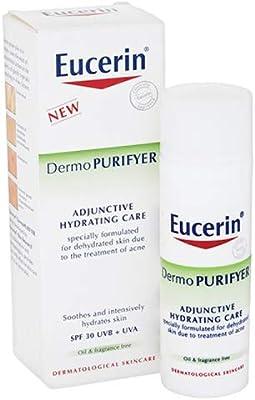 eucerin dermopurifyer adjunctive hydrating care spf 30