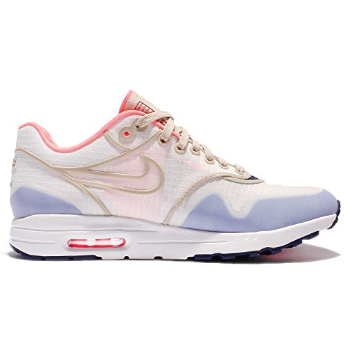 Nike Womens W Air Max 1 Ultra 2.0 Si, Vela / Farina Davena-bianco-lava Bagliore, 5 M Us
