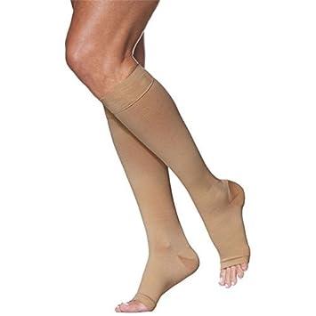 d6ae4d8055 Sigvaris 970 Access Series 20-30 mmHg Unisex Open Toe Knee High Sock  972CO66 Size