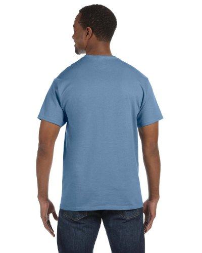 Hanes Tagless – Camiseta XX-Large|Stonewashed Blue Venta de calzado deportivo de moda en línea