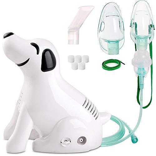 RoyAroma Personal Cool Mist Inhaler Compressor System for Child Adult-120V/60HZ