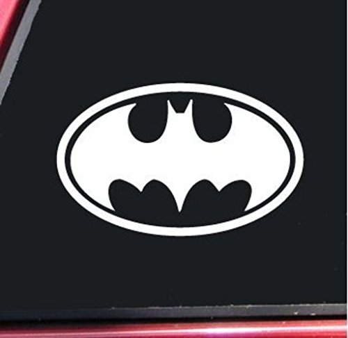 [Batman Sticker] (Frank Miller Batman Costume)