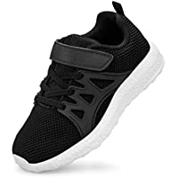 SouthBrothers Kids Sneakers Breathable Boys Girls Athletic Running Walking Shoes