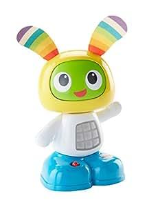 Fisher-Price Minirobot robi, juguetes bebe 6 meses (Mattel FFD92)