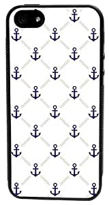 Anchor Background iPhone 5 Case - Fits iPhone 5 & iPhone 5S