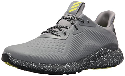 adidas Performance Men's Alphabounce Em CTD Running Shoe Grey/Grey/White 11 M US