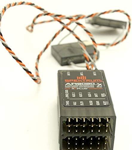 WILLOWLUCKY New Spektrum AR9020 DSMX//XPlus DSM2 9 Channel 2.4ghz RC Receiver