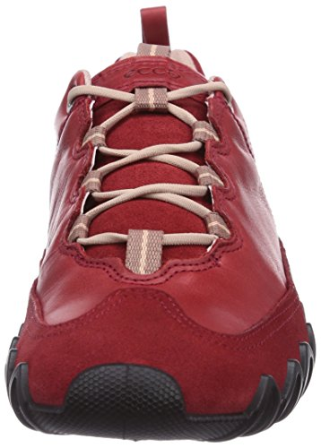 CHILI Womens Tie CHILI Flat RED Dayla Ecco RED Footwear txa6w0