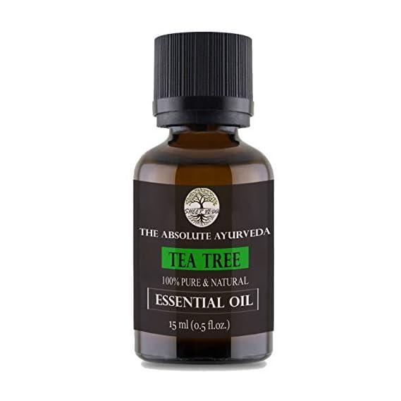 Sheer Veda Tea Tree Essential Oil 15ml