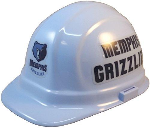 Wincraft NBA Basketball Ratchet Suspension Hardhats - Memphis Grizzlies Hard Hats