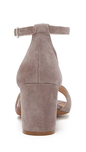 Madden Suede Taupe Dress Steve by Women's STEVEN Voomme Sandal qnAxUPgcFw
