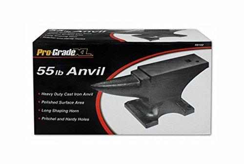 59102 55Lb Heavy Duty Anvil, from Pro Tools