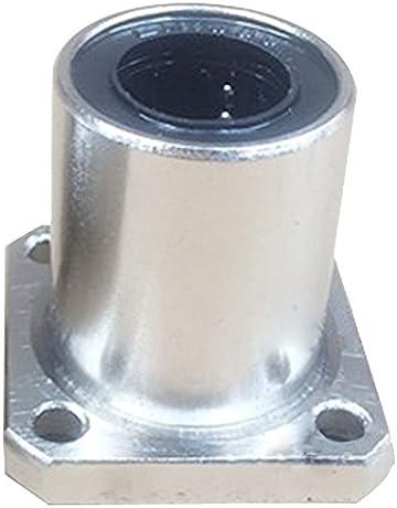LMK8UU Rodamiento lineal - TOOGOO(R)8mm Diametro interior Rodamiento de movimiento lineal de