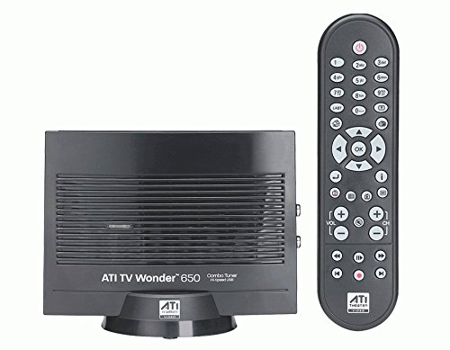 ATI TV WONDER 650 USB DRIVERS FOR WINDOWS MAC