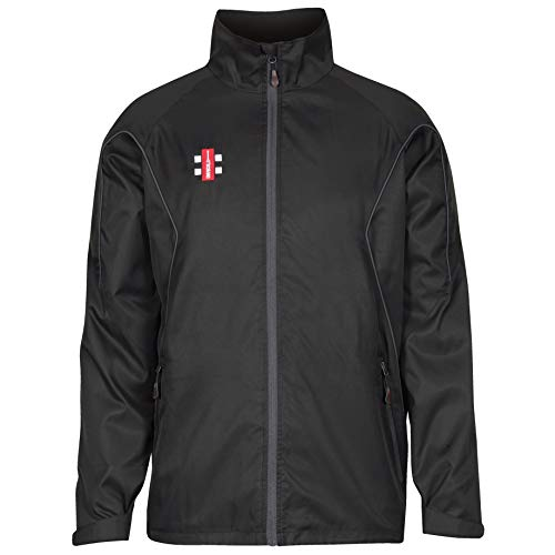 (Gray Nicolls Adults Unisex Storm Training Jacket (S) (Black))