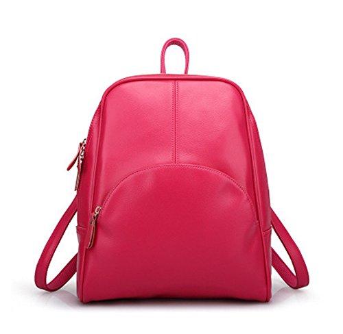 La Sra. dos bolsas de hombro con hombro bolsa bolsa bandolera doble bolsas de hombro preppy students' mochilas escolares y moderna mochila B A