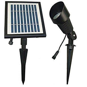 Solar Goes Green SGG-S12 Solar LED Spot Light