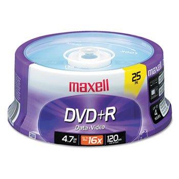 MAX639011 - Maxell DVDR Discs
