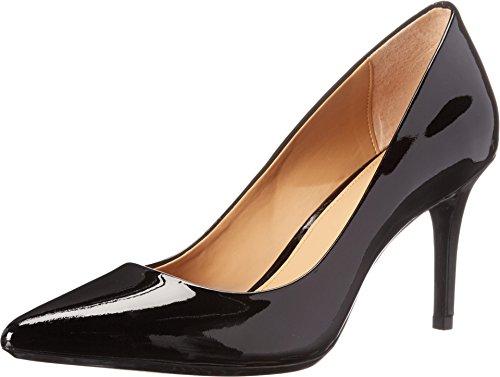 - Calvin Klein Women's Gayle Black Patent Pump 5 M