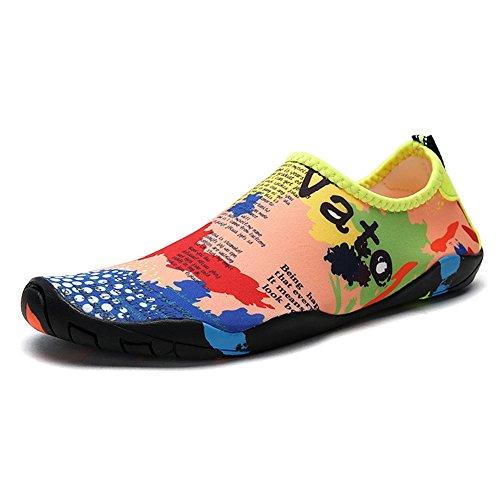 playa Zapatos Zapatos de de en SHINIK Shoes Antideslizante Pies verano descalzos estilo Zapatos Set Aqua al Primavera y A nuevo Deportes aire buceo libre la natación de Ocio ZqYX6HYT
