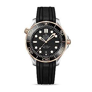 Omega Seamaster 210.22.42.20.01.002 - Reloj automático para Hombre, Esfera Negra 2