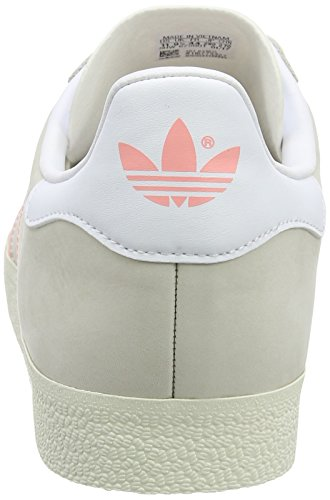 Breeze Basses Femme Gazelle White Still adidas Baskets Footwear Gris White Chalk q8BEwxt