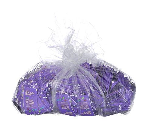 NuNaturals NoCarb Blend Powder All Purpose Natural Sweetener, Sugar-Free, Zero Calorie, (1,000 Packets) by NuNaturals (Image #2)
