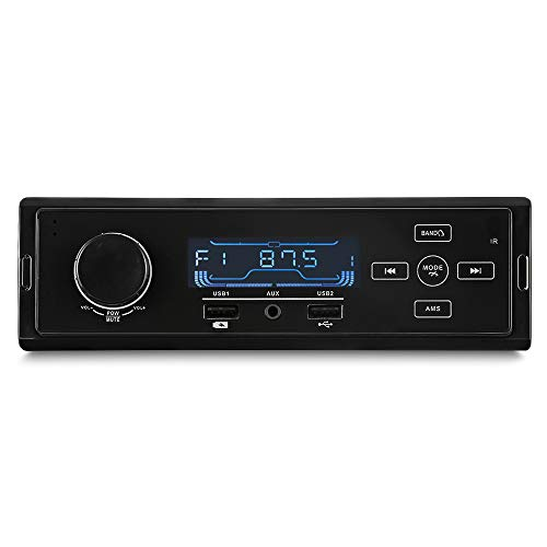 685 Mp3 - ZJYYD K504 Car MP3 Bluetooth Player,Car Audio, FM Radio,Support Hands-Free Function USB Charging Instead of CD Player DVD