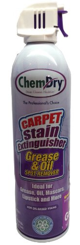 Chem-Dry Grease & Oil Stain Extinguisher – Specially designed to remove grease & oil based stains by Chem-Dry