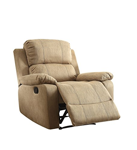 Acme Furniture Acme 59526 Bina Recliner, Brown, One Size