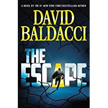 { [ THE ESCAPE (JOHN PULLER) - STREET SMART ] } Baldacci, David ( AUTHOR ) Nov-18-2014 Hardcover