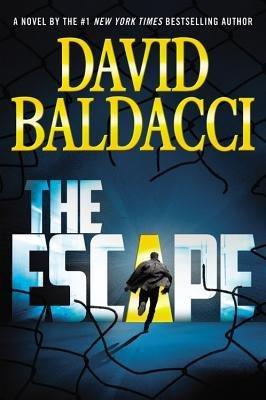 { [ THE ESCAPE (JOHN PULLER) - STREET SMART ] } Baldacci, David ( AUTHOR ) Nov-18-2014 Hardcover