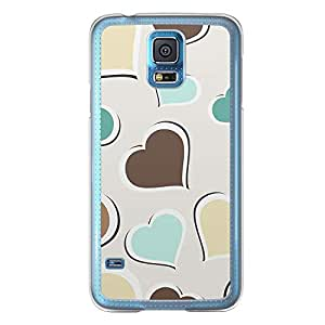 Loud Universe Samsung Galaxy S5 Love Valentine Printing Files A Valentine 133 Printed Transparent Edge Case - Multi Color